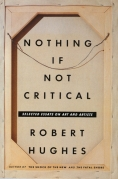 Chip Kidd Book Cover- Nothing if Not Critical Robert Hughes Art History