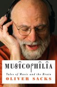 Chip Kidd Book Cover - Oliver Sacks Musicophilia Tales of Music and the Brain Book