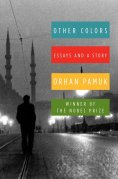 Chip Kidd Book Cover - Orhan Pamuk Other Colors Essays and a Story Book