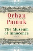 Chip Kidd Book Cover - Orhan Pamuk The Museum of Innocence Novel Book
