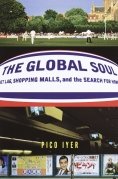 Chip Kidd Book Cover - Pico Iyer The Global Soul Jet Lag Shopping Malls and the Search for Home Book
