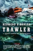 Chip Kidd's Book Cover - Redmond O'Hanlon Trawler Journey Tthrough The North Atlantic Travel Book