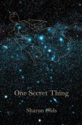 Chip Kidd Book Cover - Sharon Olds One Secret Thing Book