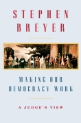 Chip Kidd Book Cover - Stephen Breyer Making Our Democracy Work A Judges View Book