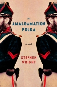 Chip Kidd Book Cover - Stephen Wright The Amalgamation Polka Book