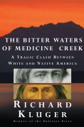 Chip Kidd Book Cover - The Bitter Waters of Medicene Creek Richard Kluger Book