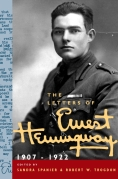 Book Cover- The Letters of Ernest Hemingway 1907-1922