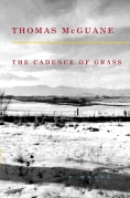 Chip Kidd Book Cover - Thomas McGuane The Cadence of Grass Poem Poetry Book