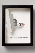 Chip Kidd Book Cover - Vladimir Nabokov Ada or Ardor Book Chip Kidd Design