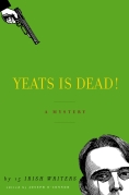 Chip Kidd's Book Cover - Yeats is Dead a Mystery by 15 Irish Writers Book